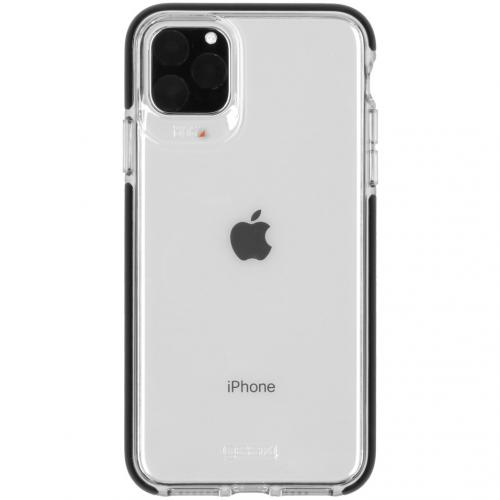Piccadilly Backcover voor de iPhone 11 Pro Max - Zwart