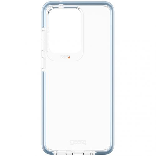 Piccadilly Backcover voor de Samsung Galaxy S20 Ultra - Blauw
