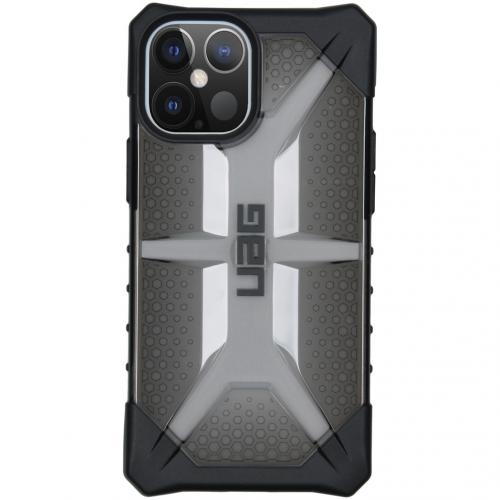 Plasma Backcover voor de iPhone 12 Pro Max - Ash Black