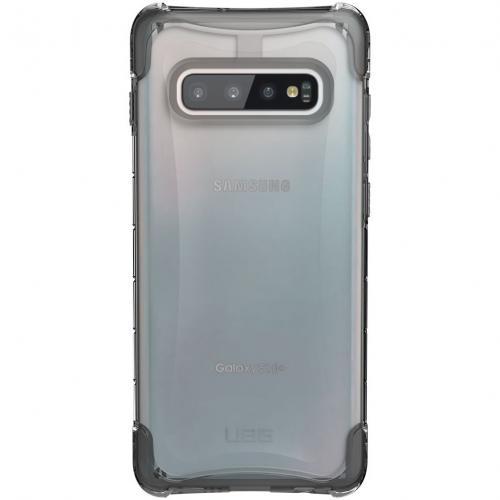 Plyo Backcover voor de Samsung Galaxy S10 Plus - Transparant