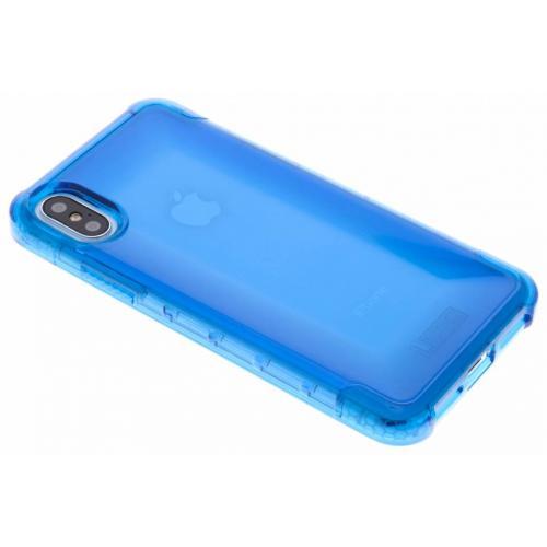 Plyo Backcover voor iPhone X / Xs - Blauw