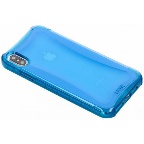 Plyo Backcover voor iPhone Xs Max - Blauw