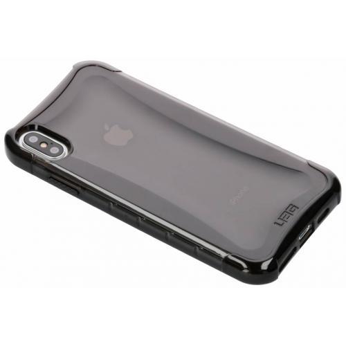 Plyo Backcover voor iPhone Xs Max - Grijs