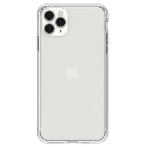 React Backcover voor de iPhone 11 Pro Max - Transparant