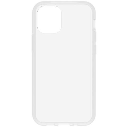 React Backcover voor de iPhone 12 Mini - Transparant