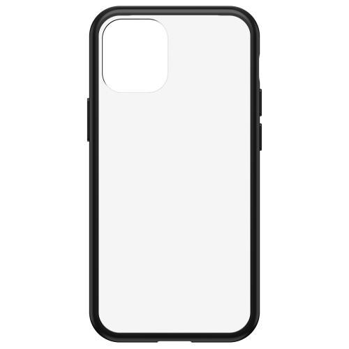 React Backcover voor de iPhone 12 Mini - Zwart