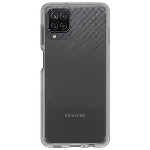 React Backcover voor de Samsung Galaxy A12 - Transparant