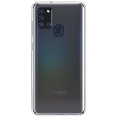 React Backcover voor de Samsung Galaxy A21s - Transparant