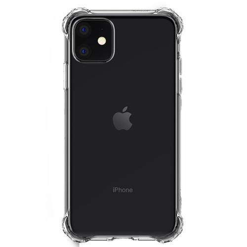 Rugged Crystal Backcover voor de iPhone 11 - Transparant