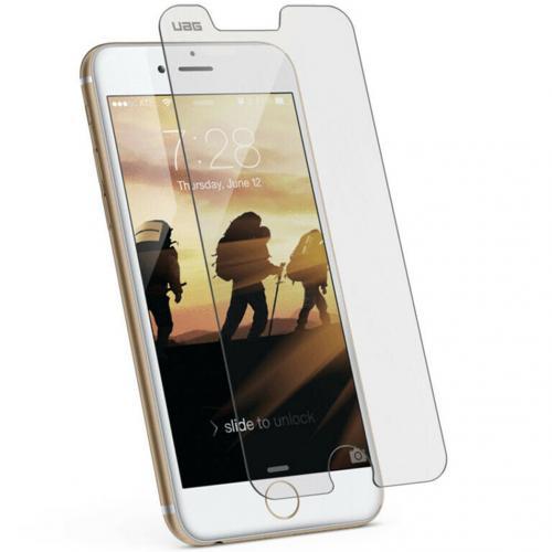 Rugged Tempered Glass Screenprotector voor iPhone 8 Plus / 7 Plus