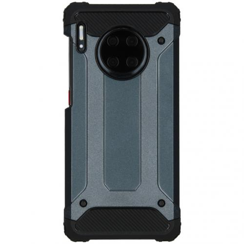 Rugged Xtreme Backcover Huawei Mate 30 Pro - Donkerblauw