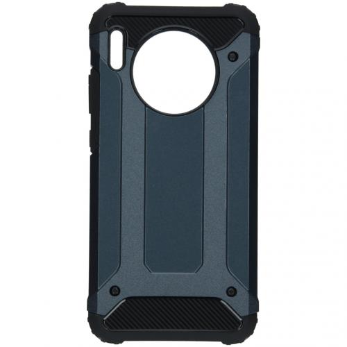 Rugged Xtreme Backcover voor de Huawei Mate 30 - Donkerblauw