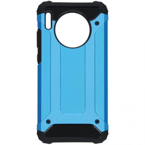 Rugged Xtreme Backcover voor de Huawei Mate 30 - Lichtblauw