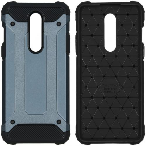 Rugged Xtreme Backcover voor de OnePlus 8 - Donkerblauw
