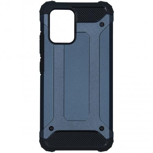 Rugged Xtreme Backcover voor de Samsung Galaxy S10 Lite - Blauw
