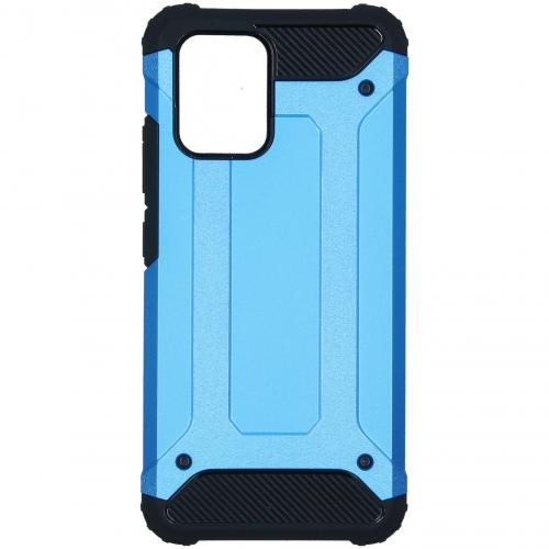 Rugged Xtreme Backcover voor de Samsung Galaxy S10 Lite - Lichtblauw