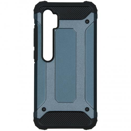 Rugged Xtreme Backcover voor de Xiaomi Mi Note 10 - Donkerblauw