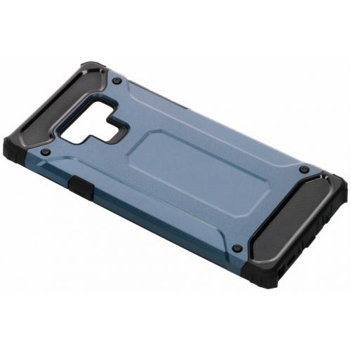 Rugged Xtreme Backcover voor Samsung Galaxy Note 9 - Donkerblauw