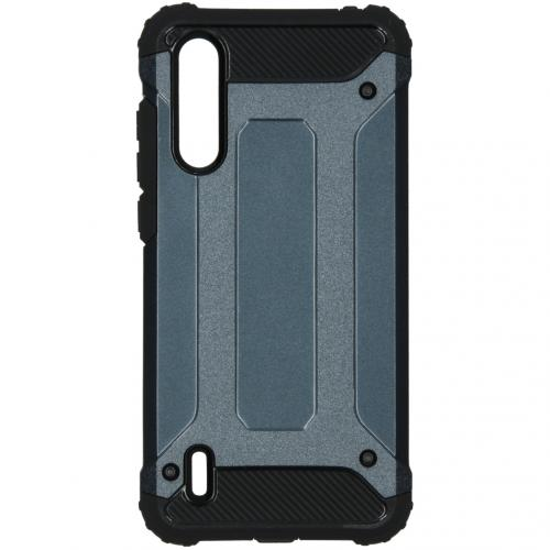 Rugged Xtreme Backcover Xiaomi Mi 9 Lite - Donkerblauw
