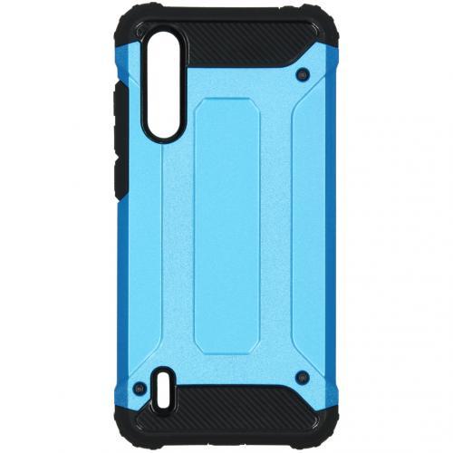 Rugged Xtreme Backcover Xiaomi Mi 9 Lite - Lichtblauw