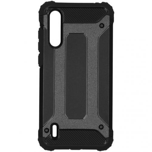 Rugged Xtreme Backcover Xiaomi Mi 9 Lite - Zwart