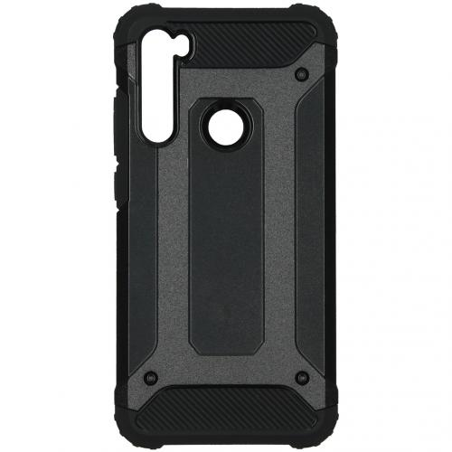 Rugged Xtreme Backcover Xiaomi Redmi Note 8 - Zwart