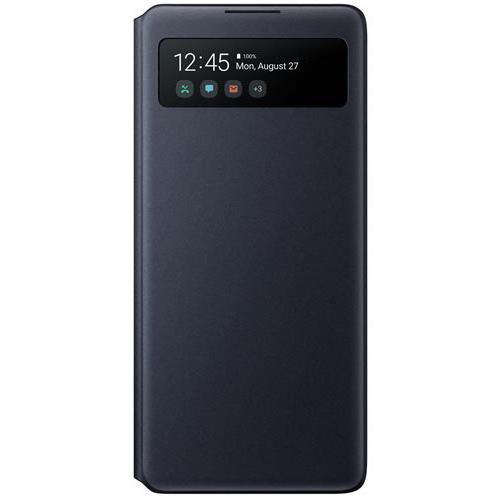 S View Cover voor de Galaxy S10 Lite - Zwart