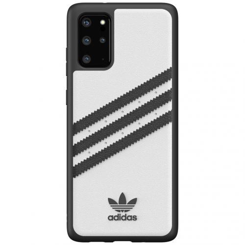 Samba Backcover voor de Samsung Galaxy S20 Plus - Wit / Zwart