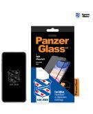sc Heerenveen Case Friendly Screenprotector voor de iPhone 11 / Xr - Zwart