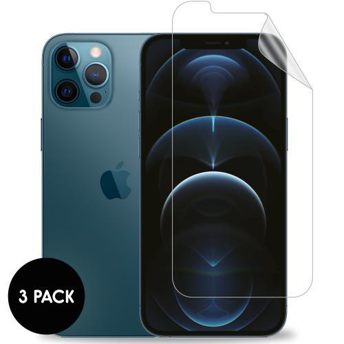 Screenprotector Folie 3 pack voor de iPhone 12 Pro Max