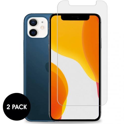 Screenprotector Gehard Glas 2 pack iPhone 12 Mini