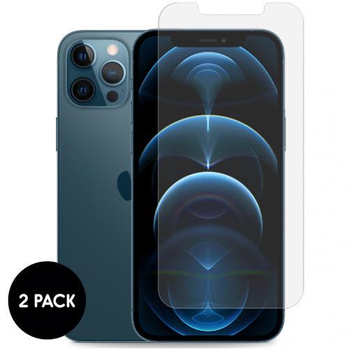 Screenprotector Gehard Glas 2 pack iPhone 12 Pro Max