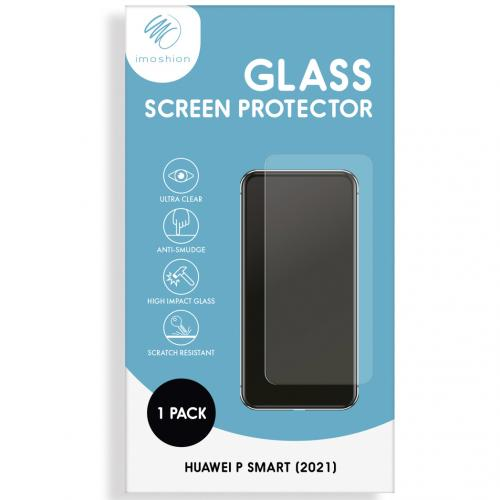 Screenprotector Gehard Glas Huawei P Smart (2021)
