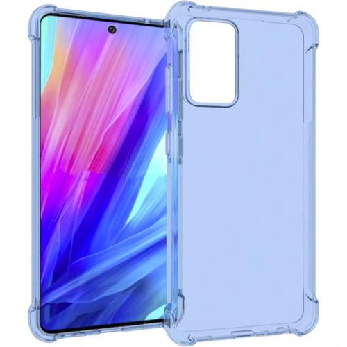 Shockproof Case voor de Samsung Galaxy A52 (5G) / A52 (4G) - Blauw