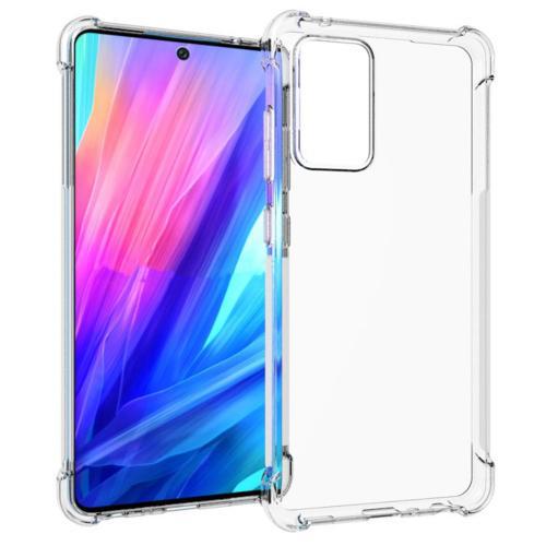 Shockproof Case voor de Samsung Galaxy A52 (5G) / A52 (4G) - Transparant