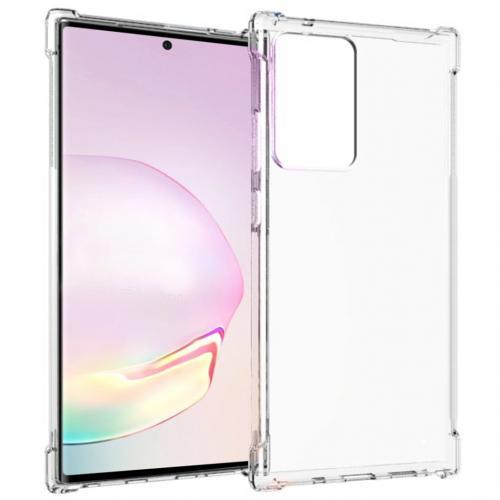 Shockproof Case voor de Samsung Galaxy Note 20 Ultra - Transparant