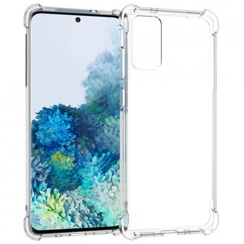 Shockproof Case voor de Samsung Galaxy S20 Plus - Transparant