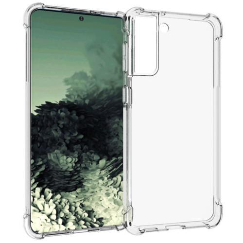 Shockproof Case voor de Samsung Galaxy S21 Plus - Transparant