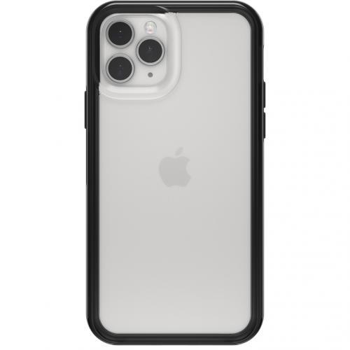 Slam Backcover voor de iPhone 11 Pro Max - Zwart
