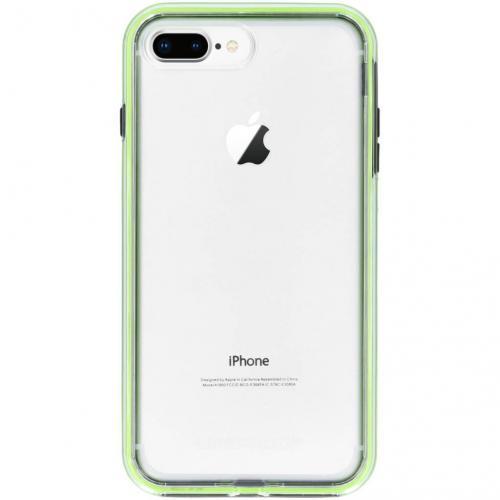 Slam Backcover voor iPhone 8 Plus / 7 Plus - Groen