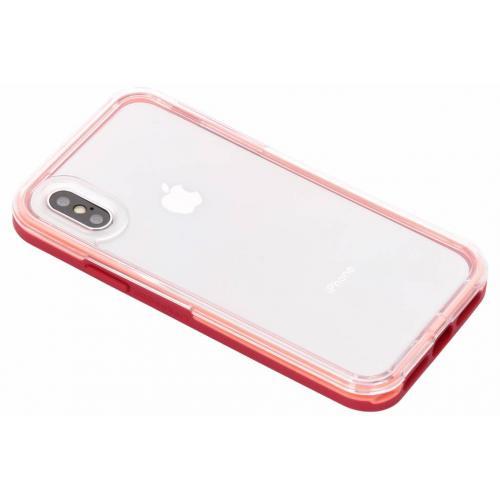 Slam Backcover voor iPhone X / Xs - Roze