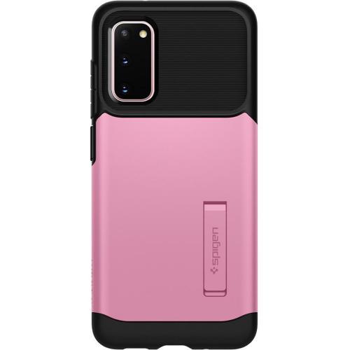 Slim Armor Backcover voor de Samsung Galaxy S20 - Roze