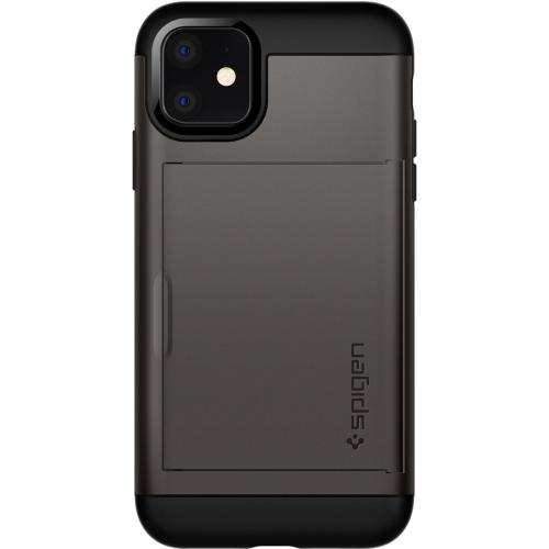 Slim Armor CS Backcover voor de iPhone 11 - Grijs