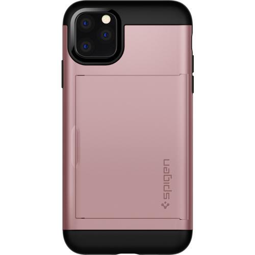 Slim Armor CS Backcover voor de iPhone 11 Pro Max - Rosé Goud