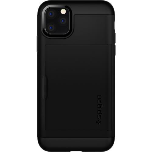 Slim Armor CS Backcover voor de iPhone 11 Pro Max - Zwart