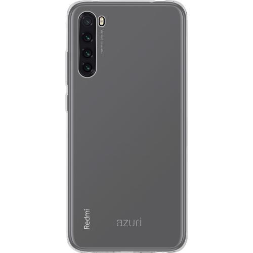 Slim Backcover voor de Xiaomi Redmi Note 8 - Transparant
