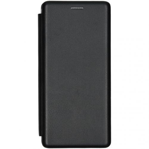 Slim Folio Booktype voor de OnePlus 7T - Zwart