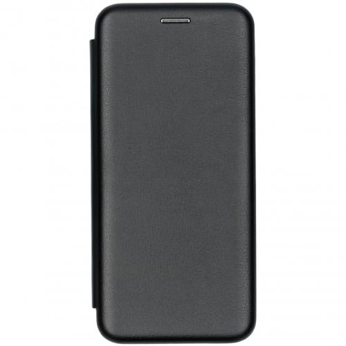 Slim Folio Booktype voor de Samsung Galaxy S10 Plus - Zwart