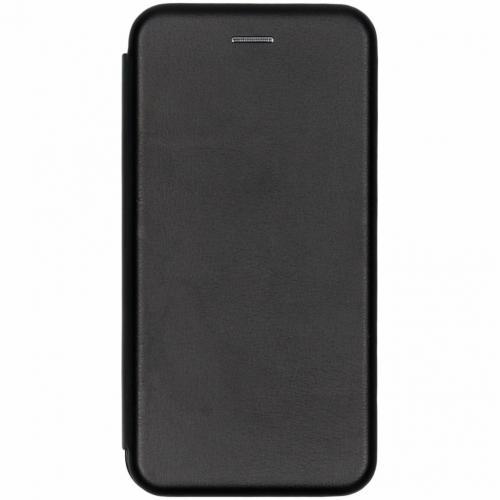 Slim Folio Booktype voor Nokia 3.1 Plus - Zwart