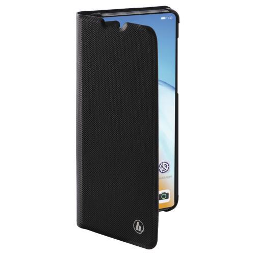 Slim Pro Booktype voor de Huawei P40 Pro - Zwart
